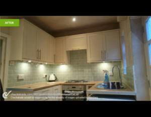 After Kitchen Installation