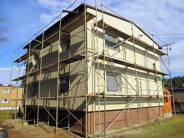 building repairs and improvements carried out efficiently