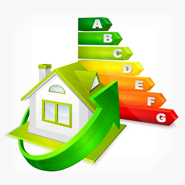 energy efficient house builds