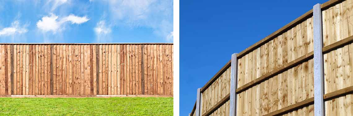Builders birmingham home extensions brickwork for Garden fence features