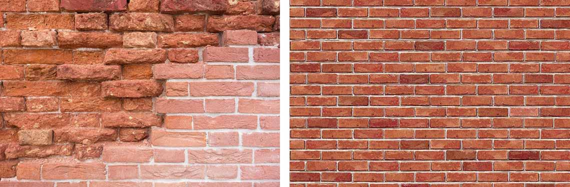 dividing wall repair
