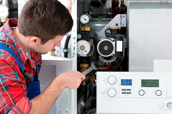 Boiler repair and servicing